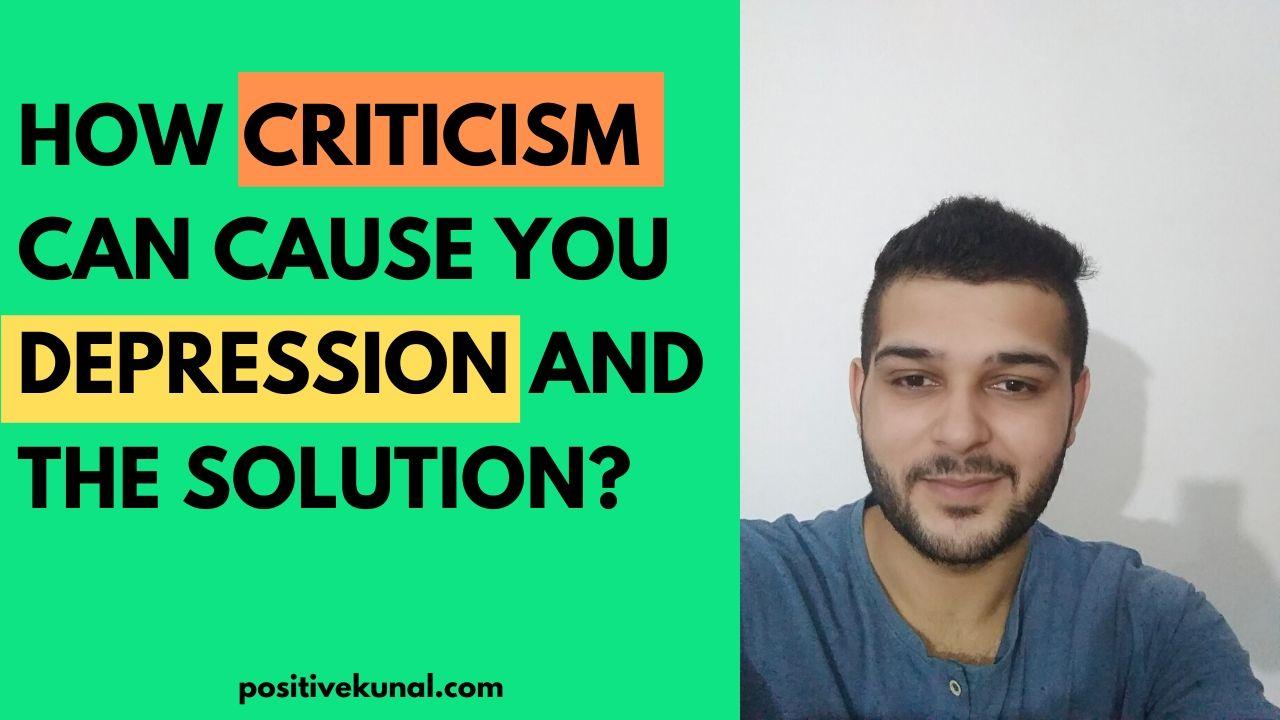 depression criticism