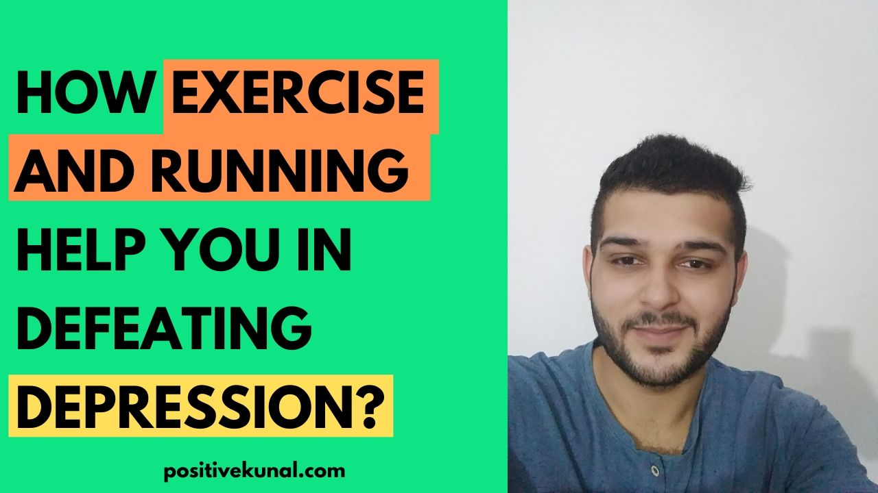 How Exercise and Running Help you in Defeating Depression?